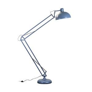 Bledomodrá voľne stojaca lampa Red Cartel Kolossi