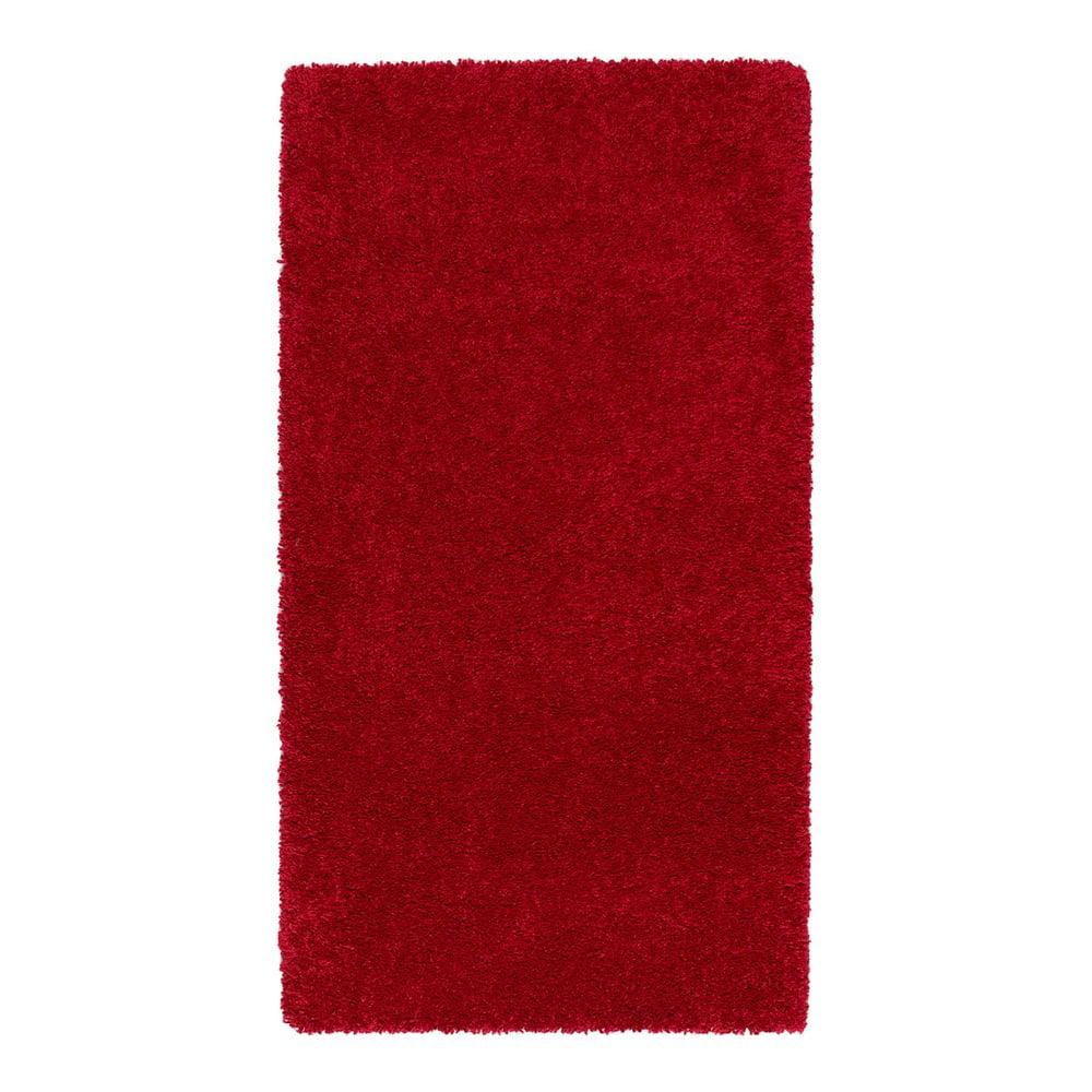 Červený koberec Universal Aqua, 57 × 110 cm