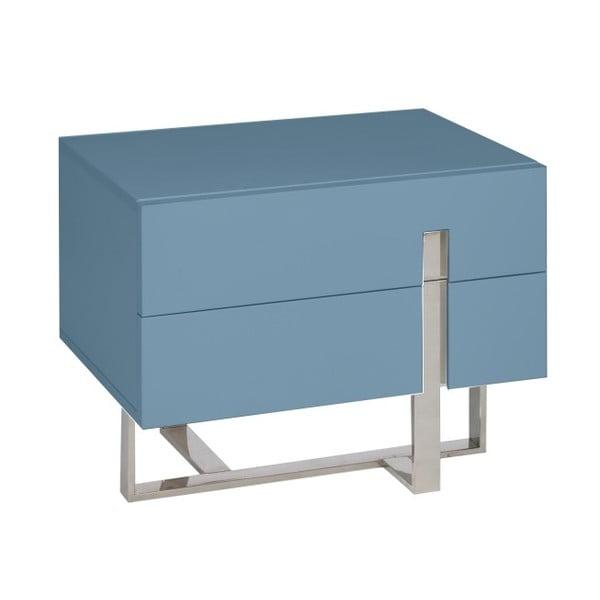 Modrý nočný stolík Ángel Cerdá Ernesta