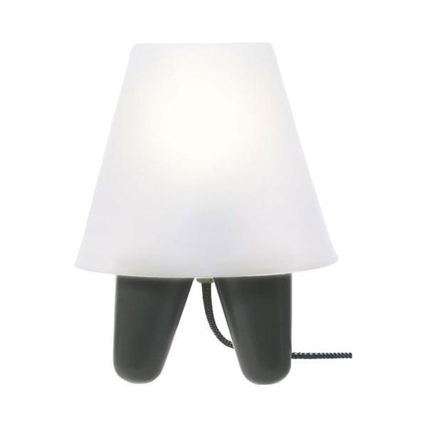 Stolová lampa Leitmotiv Dab Grey