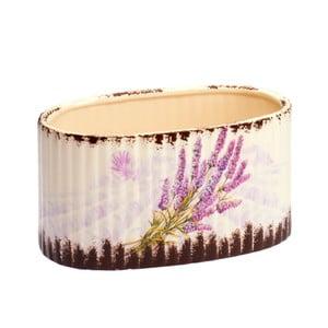 Keramický kvetináč Lavender