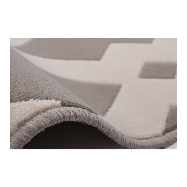 Taupe koberec Kayoom Stella 100 Taupe, 120x170cm