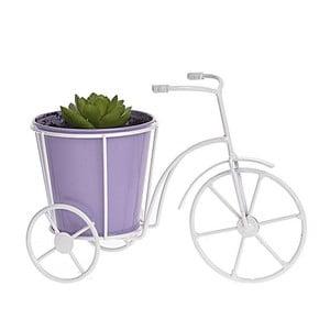 Kvetináč Bicycle, fialový