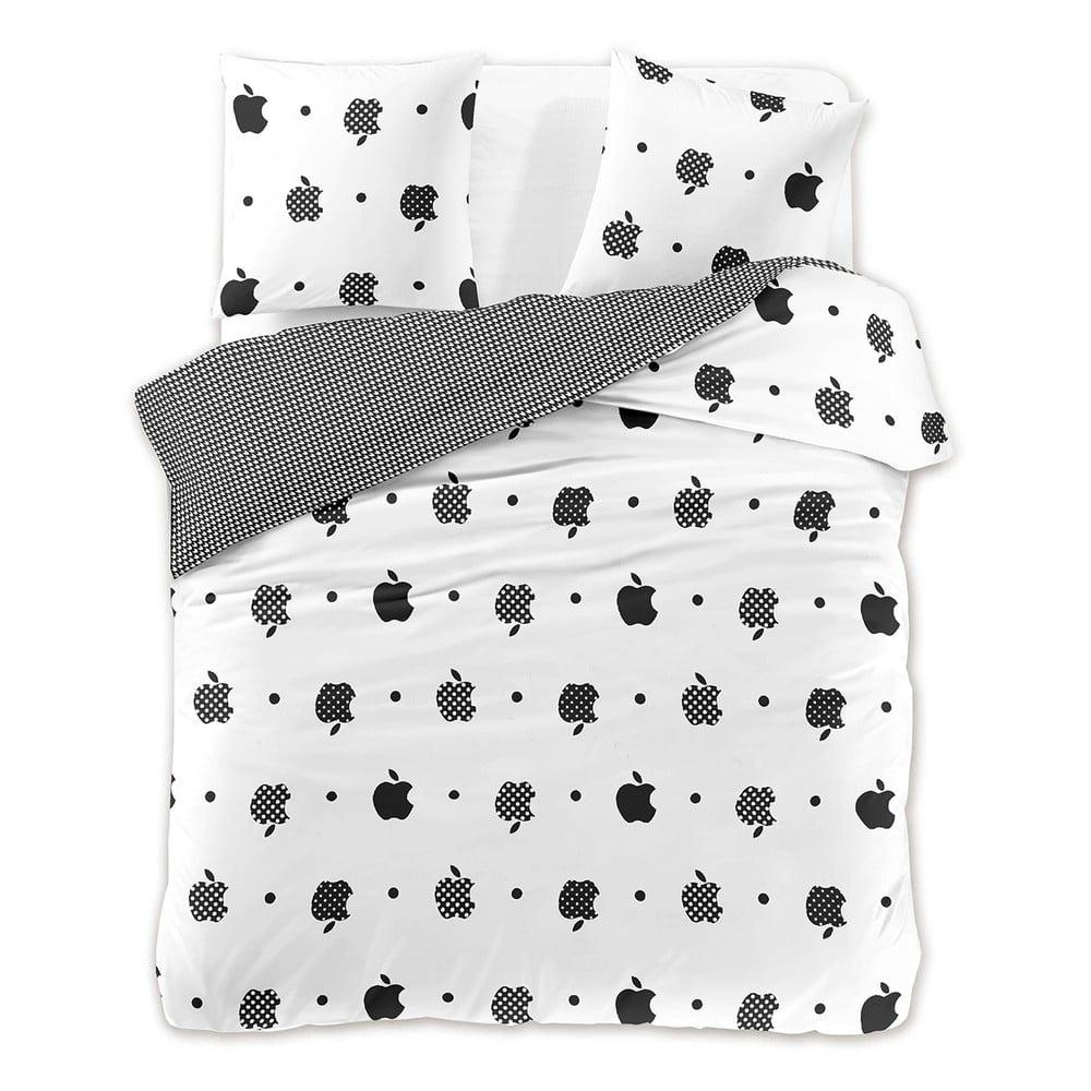 Obliečky na dvojlôžko z mikrovlákna DecoKing Applejoy, 200 x 220 cm