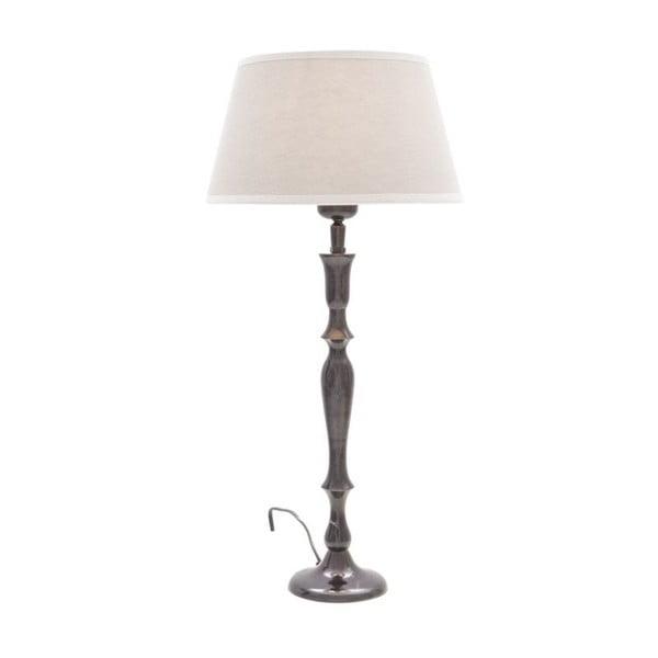 Stolná lampa Just II Black/Camel, 25 cm