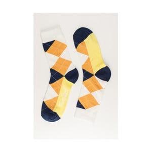 Unisex ponožky Funky Steps Two Step, veľkosť 39/45