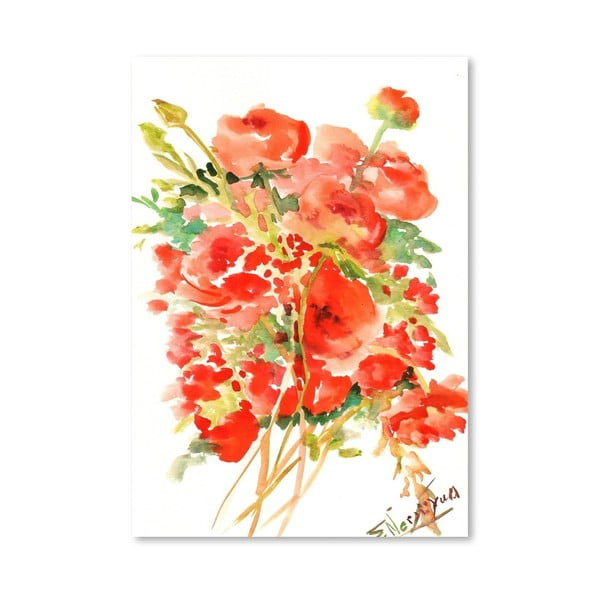 Plagát Ranunculus od Suren Nersisyan