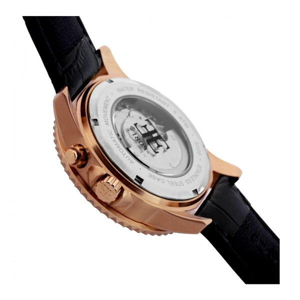 Pánské hodinky Thomas Earnshaw Rose Gold/Black
