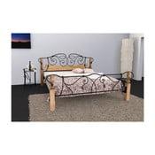 Kovaná posteľ Classic Maris