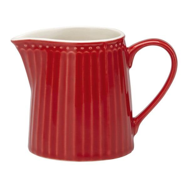 Šálka na smotanu do kávy Alice Red, 250 ml
