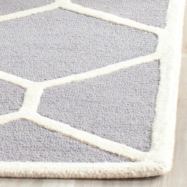 Vlnený koberec Lulu, 152x243 cm