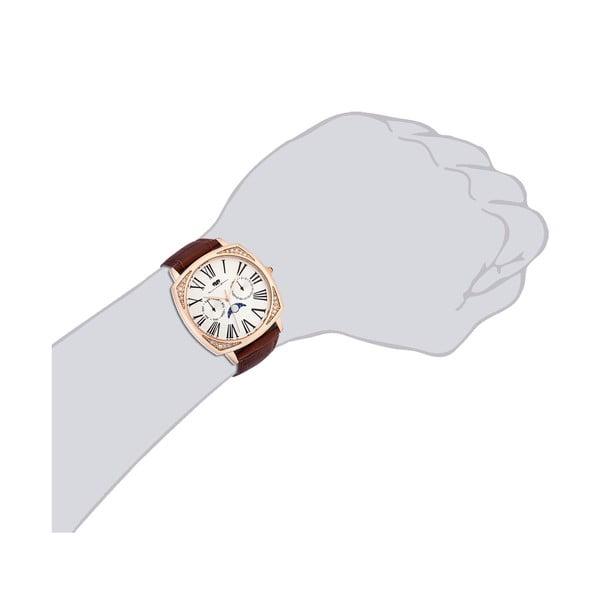 Dámske hodinky Rhodenwald&Söhne Shadowmoon Dark Brown