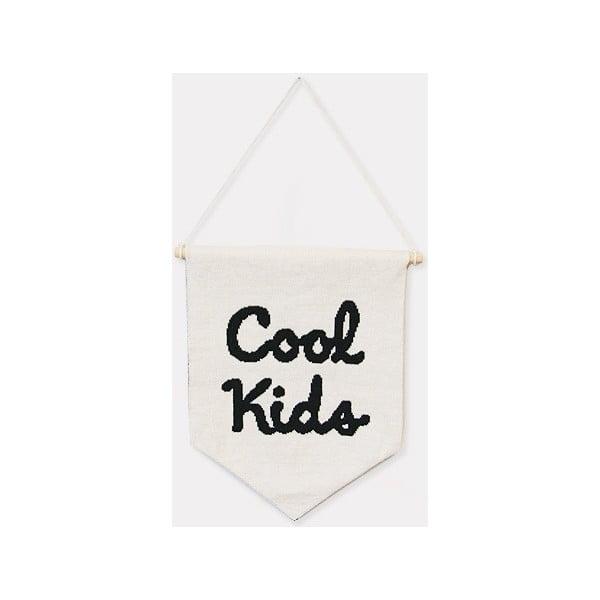 Nástenná vlajočka Cool Kids