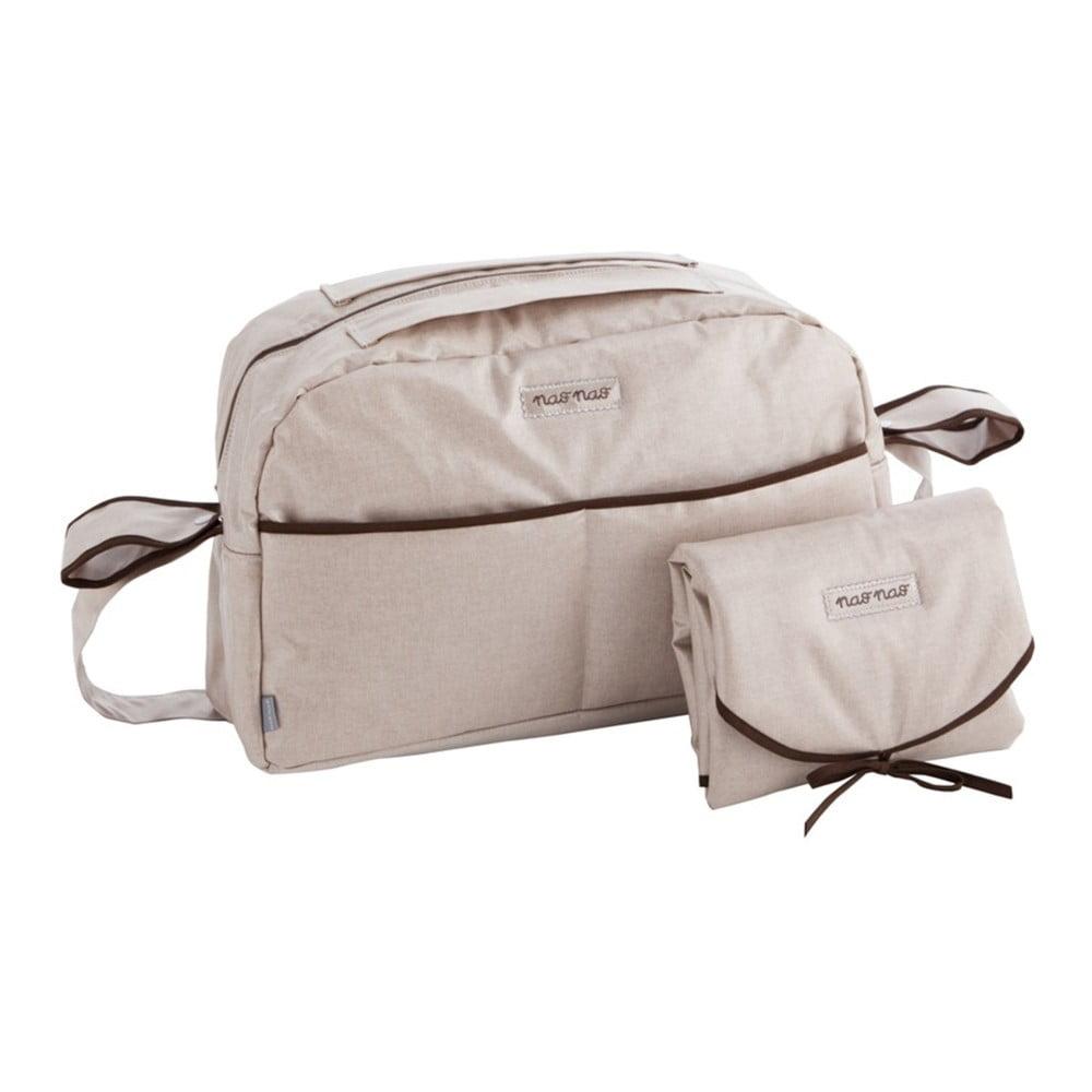 Set tašky cez rameno a prebaľovacej podložky Naf Naf Dreams