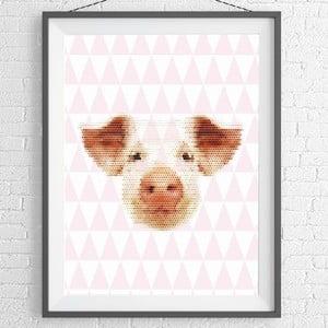 Plagát Pig, A3