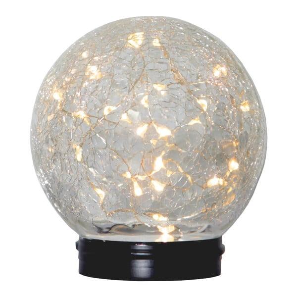 Solárne LED svietidlo vhodné do exteriéru Best Season Glory