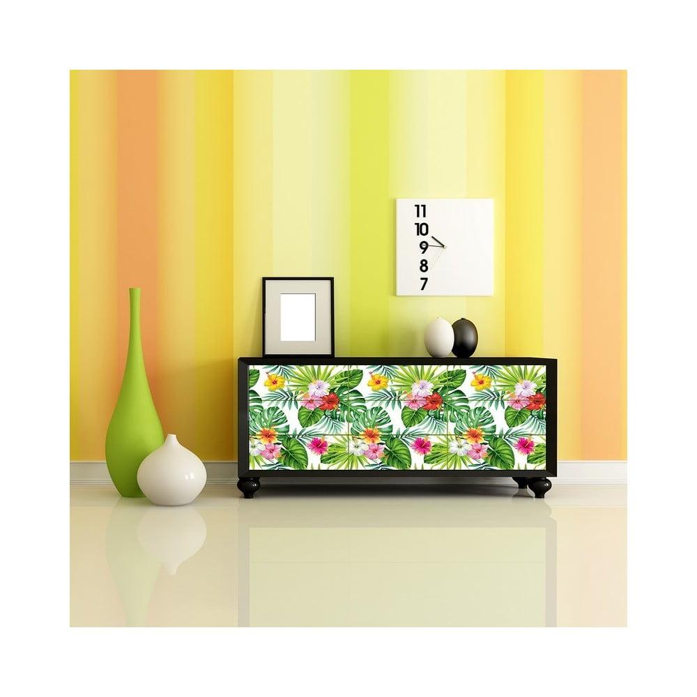 Samolepka na nábytok Ambiance Rangiroa, 40 × 60 cm