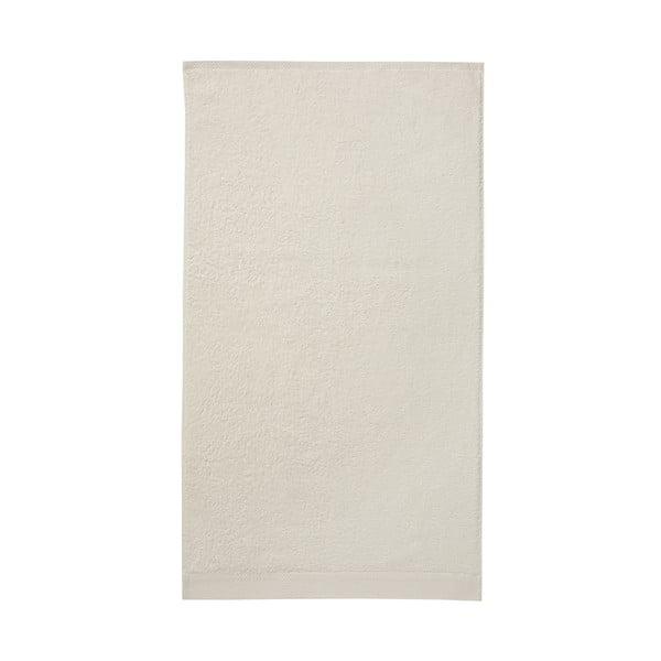 Sada 3 krémových uterákov Seahorse Pure, 60x110cm