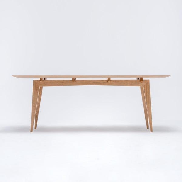 Dubový jedálenský stôl Yamaza