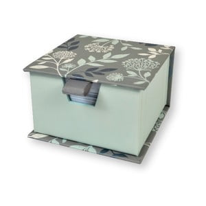 Bloček na poznámky v škatuľke Mirabelle by Portico Designs, 400stránok