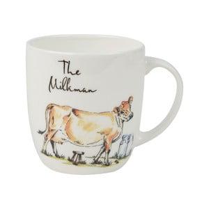 Hrnček z kostného porcelánu Churhill China Milkman, 300 ml
