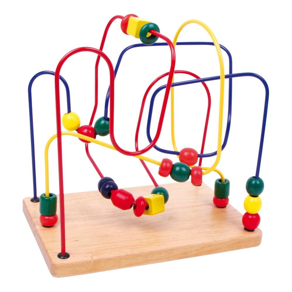 Detská hračka pre rozvoj motoriky Legler Coil