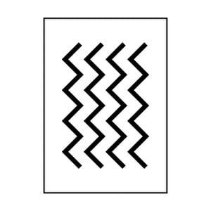 Plagát Imagioo Waves, 40×30 cm