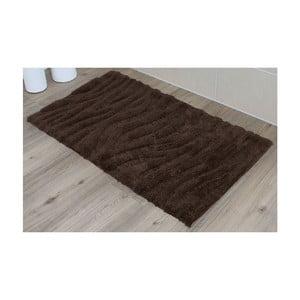 Kúpeľňová predložka Welle Chocolate, 60x100 cm