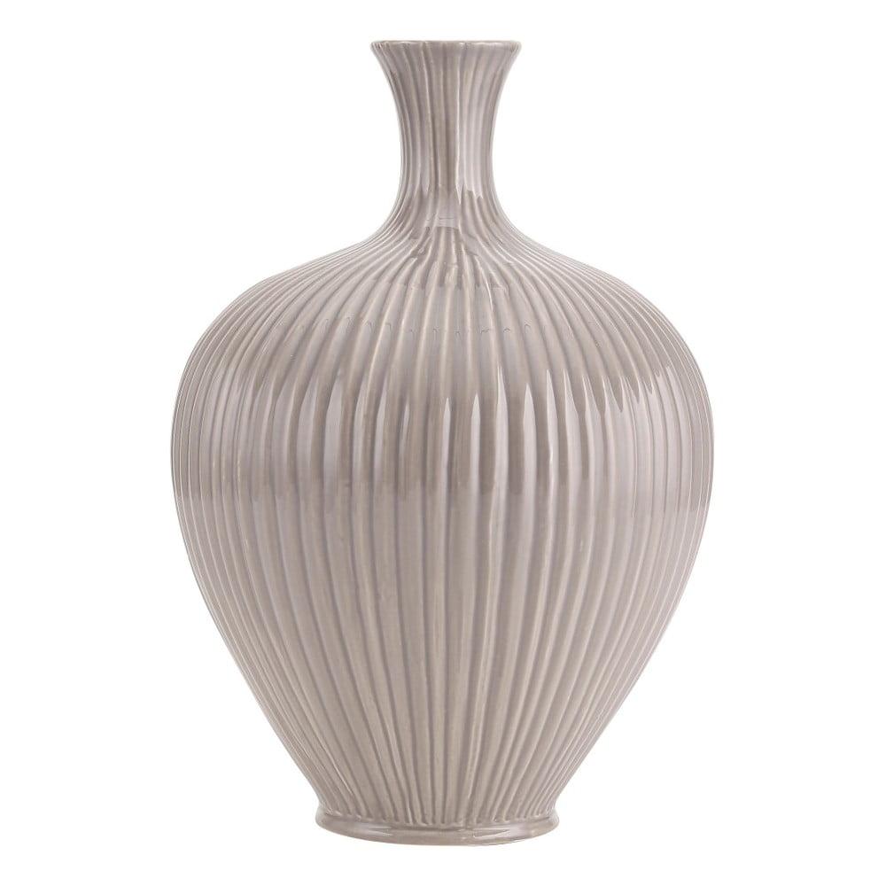 Sivá váza A Simple Mess Elin