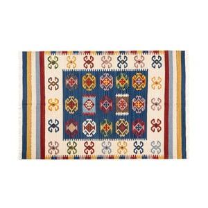 Ručne tkaný koberec Kilim Dalush 205, 150x90 cm