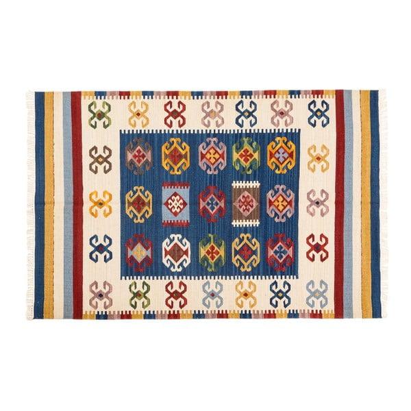 Ručne tkaný koberec Kilim Dalush 405, 180x120 cm