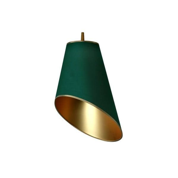 Závesné svetlo Foglie Green
