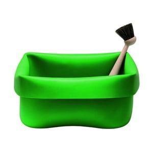 Lavór na umývanie riadu Washing-Up, zelený