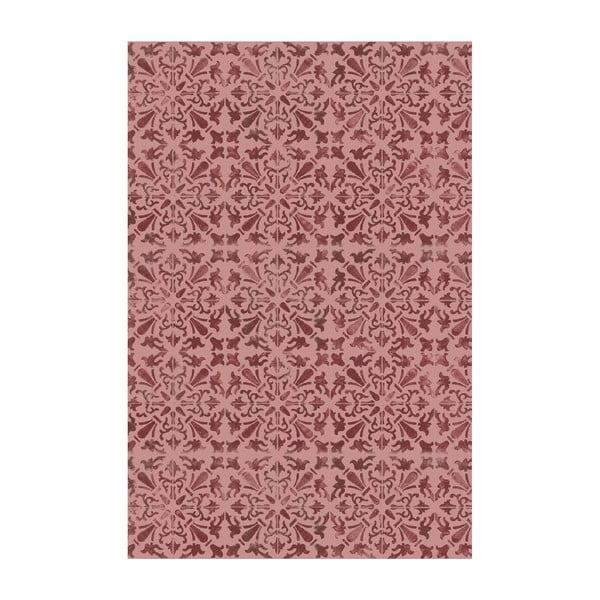 Vinylový koberec Carmen Granate, 133x200 cm