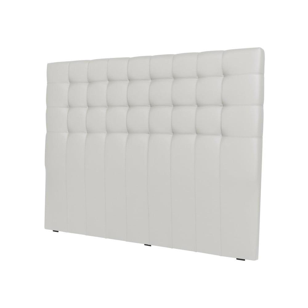 Biele čelo postele Windsor & Co Sofas Deimos, 160 × 120 cm
