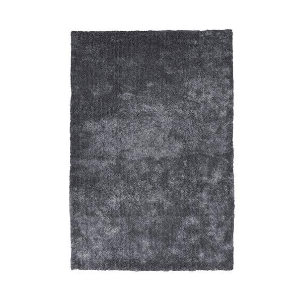 Antracitový koberec OVERSEAS Newport, 160x230cm