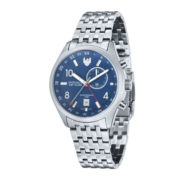 Pánske hodinky Swiss Eagle Mission SE-9060-33