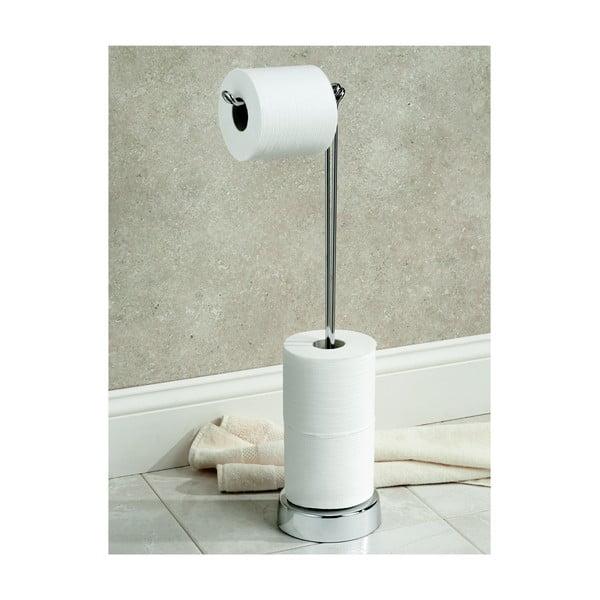 Stojan na toaletný papier InterDesign Classico, výška62cm