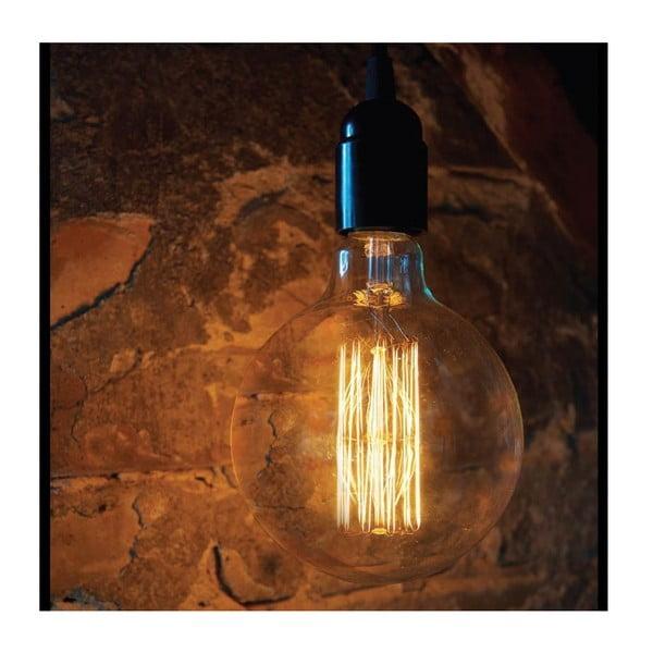Wolframová dekoratívna žiarovka Mega Edison, 40W