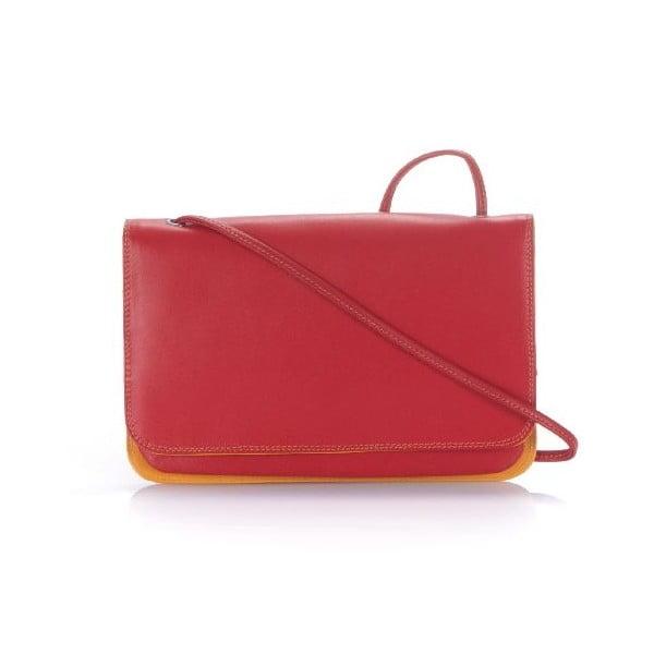 Listová kabelka Flap Red