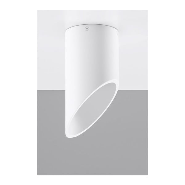 Biele stropné svetlo Nice Lamps Nixon 20