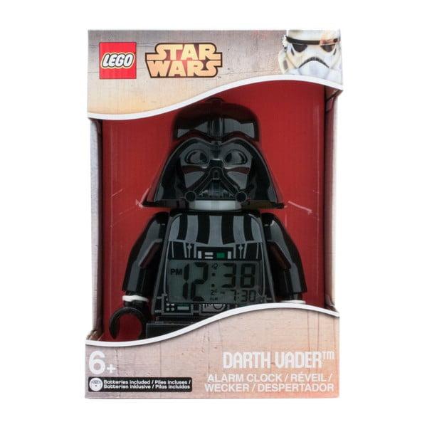 Hodiny s budíkom LEGO® Star Wars Darth Vader