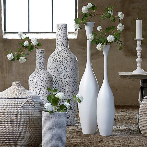 Biela váza Canett Grenoble