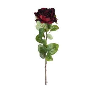 Veľká umelá ruža Baroq