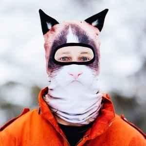 Kukla Beardo Angry Cat