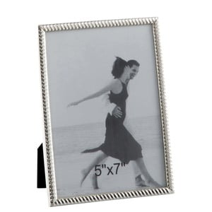 Fotorámik s kovovým rámikom Moderna, 13x18 cm