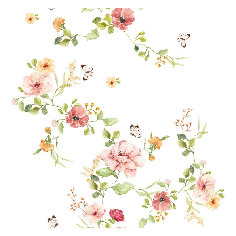 Tapeta na stenu Dekornik Floral Vintage, 50 x 280 cm