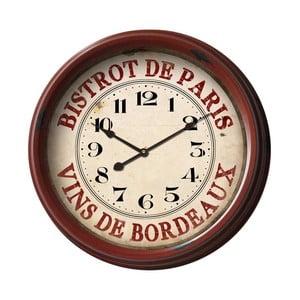 Hodiny Antic Line Bistrot de Paris, ⌀50cm
