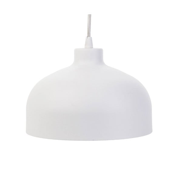 Biele stropné svetlo Loft You B&B, 33 cm