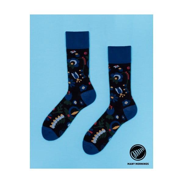 Ponožky Many Mornings Folk Kashubia, veľ.43/46